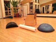 Pilates Apparatus, Wundu Chair